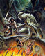 Savage Sword of Conan Vol 1 86 Textless