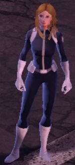 Sharon Carter (Earth-TRN258) from Marvel Heroes (video game) 001