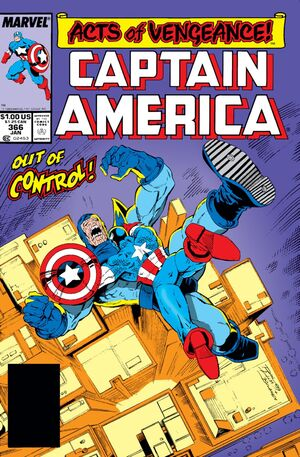 Captain America Vol 1 366