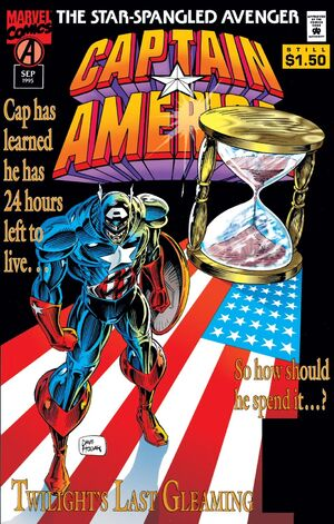 Captain America Vol 1 443