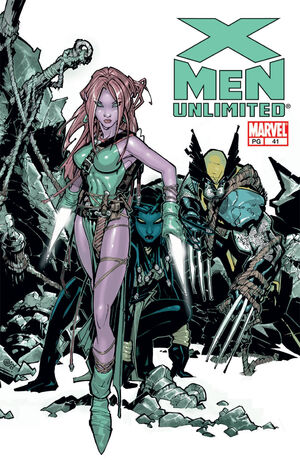 X-Men Unlimited Vol 1 41