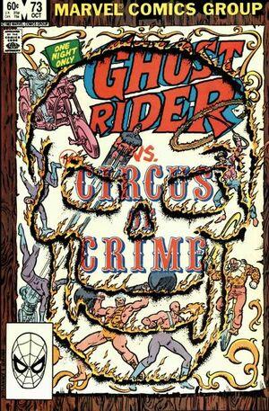 Ghost Rider Vol 2 73