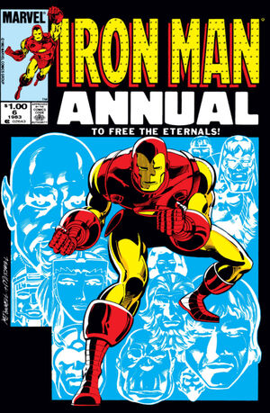 Iron Man Annual Vol 1 6