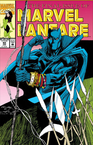 Marvel Fanfare Vol 1 60