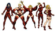 Sisters of Sin (Earth-616) from Official Handbook of the Marvel Universe Vol 3 7 001