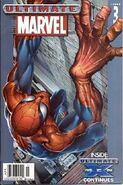 Ultimate Marvel Magazine Vol 1 3