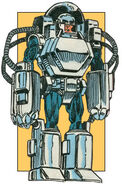 Groundhog Armor from Alpha Flight Special Vol 2 1 001