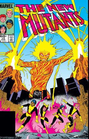 New Mutants Vol 1 12