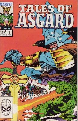 Tales of Asgard Vol 2 1