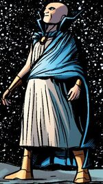 Uatu (Earth-13133) from Uncanny Avengers Vol 1 15