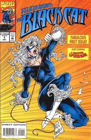Felicia Hardy The Black Cat Vol 1 1