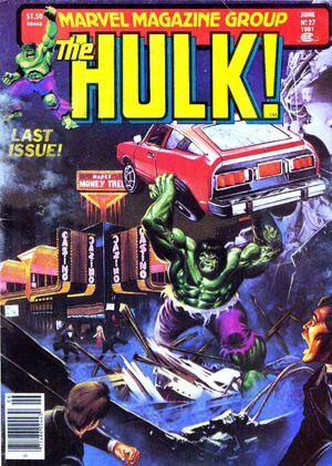 Hulk! Vol 1 27