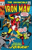 Iron Man Vol 1 38