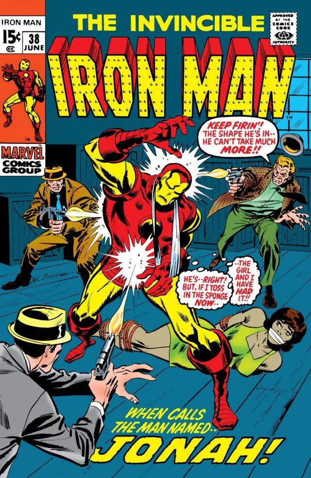 Iron man vol 1 38 marvel database fandom powered by wikia - Iron man 1 images ...