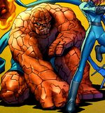 Benjamin Grimm (Earth-50302) from Marvel Age Fantastic Four Vol 1 1 0001
