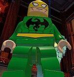 Daniel Rand (Earth-13122) LEGO Marvel Super Heroes