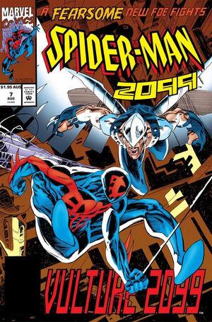 Spider-Man 2099 Vol 1 7