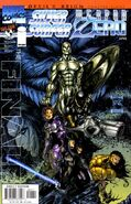 Silver Surfer Weapon Zero Vol 1 1