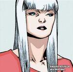 Amara Aquilla (Earth-1610) from Ultimate Comics X-Men Vol 1 25