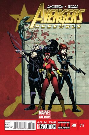 Avengers Assemble Vol 2 12