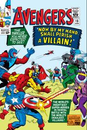 Avengers Vol 1 15