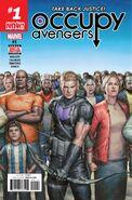 Occupy Avengers Vol 1 1