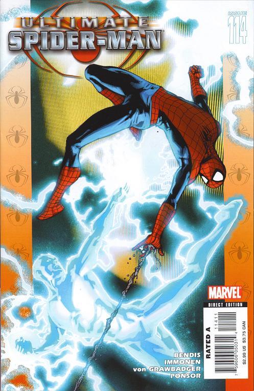 Ultimate Spider-Man Vol 1 114   Marvel Database   Fandom powered by ...
