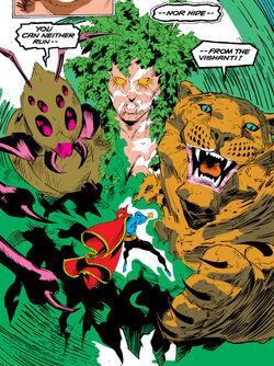 Vishanti (Earth-616) from Doctor Strange, Sorcerer Supreme Vol 1 49 001