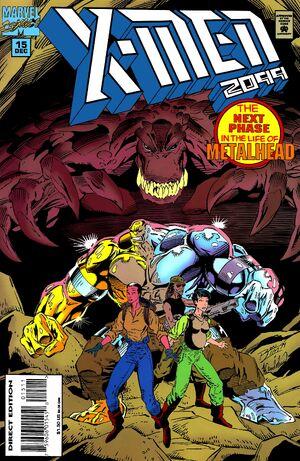 X-Men 2099 Vol 1 15