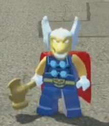 lego beta ray bill - photo #11