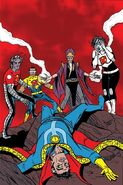 X-Statix Presents Dead Girl Vol 1 5 Textless