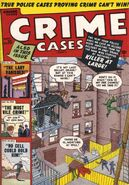 Crime Cases Comics Vol 1 25