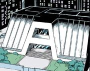 Avengers Mansion from Infinity War Vol 1 1 001