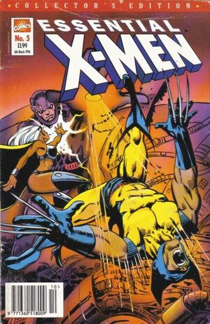 Essential X-Men Vol 1 5