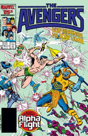 Avengers Vol 1 272
