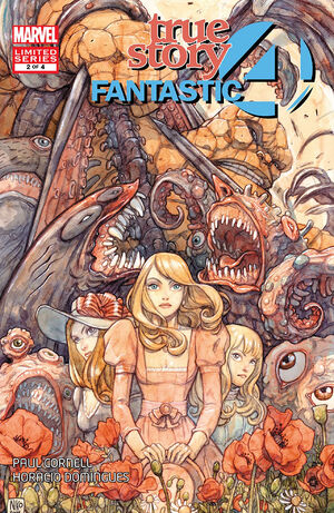 Fantastic Four True Story Vol 1 2