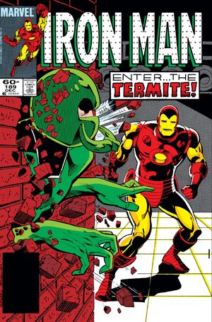 Iron Man Vol 1 189