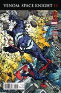Venom Space Knight Vol 1 11