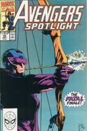 Avengers Spotlight Vol 1 36