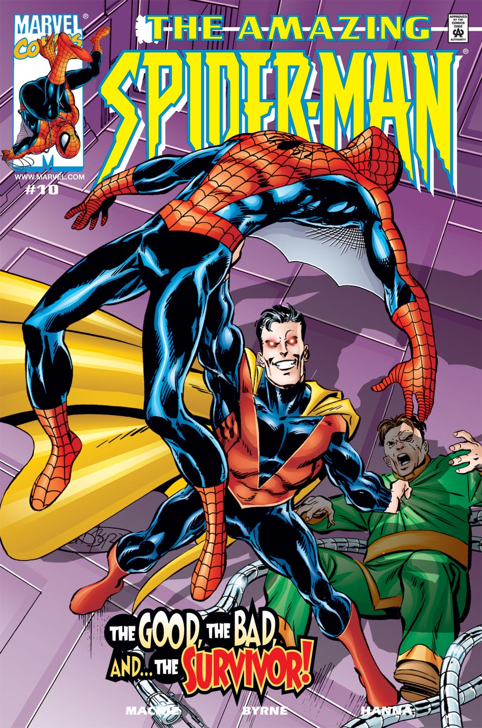 The Spectacular Spider-Man Annual Vol 1 10 | Marvel Database ...