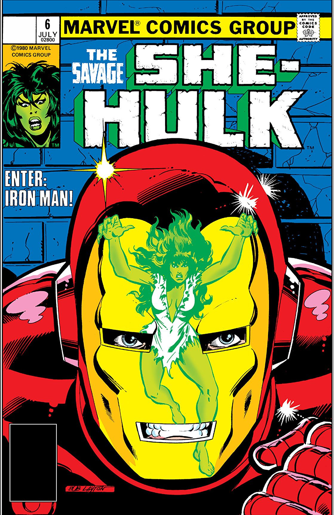 Savage She-Hulk Vol 1 6