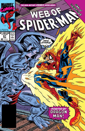 Web of Spider-Man Vol 1 61