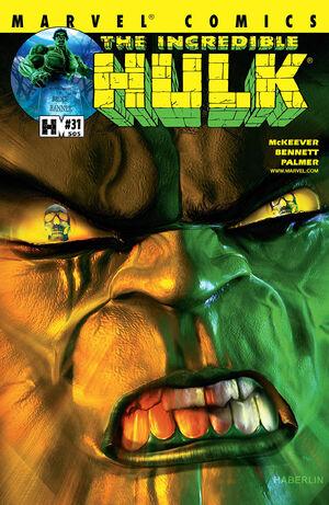 Incredible Hulk Vol 2 31