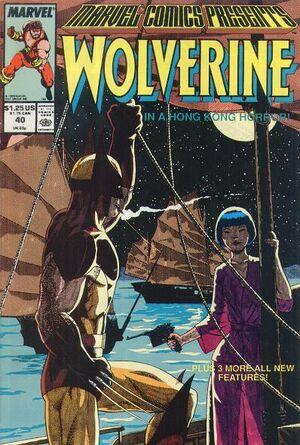 Marvel Comics Presents Vol 1 40