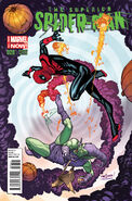 Superior Spider-Man Vol 1 28 Marquez Variant