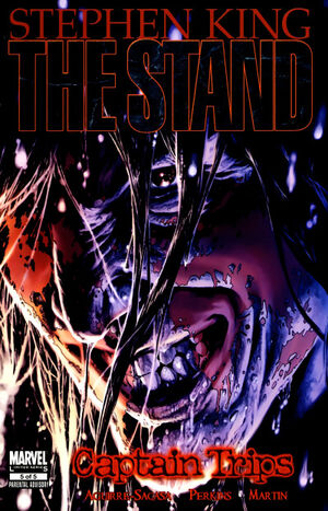 The Stand Captain Trips Vol 1 5