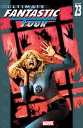 Ultimate Fantastic Four Vol 1 23