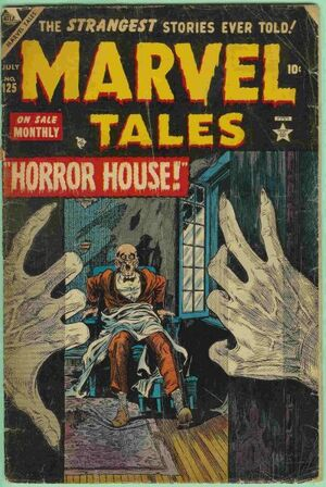 Marvel Tales Vol 1 125