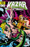Ka-Zar the Savage Vol 1 27