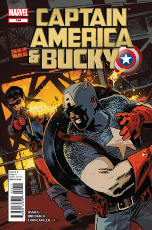 Captain America and Bucky Vol 1 626